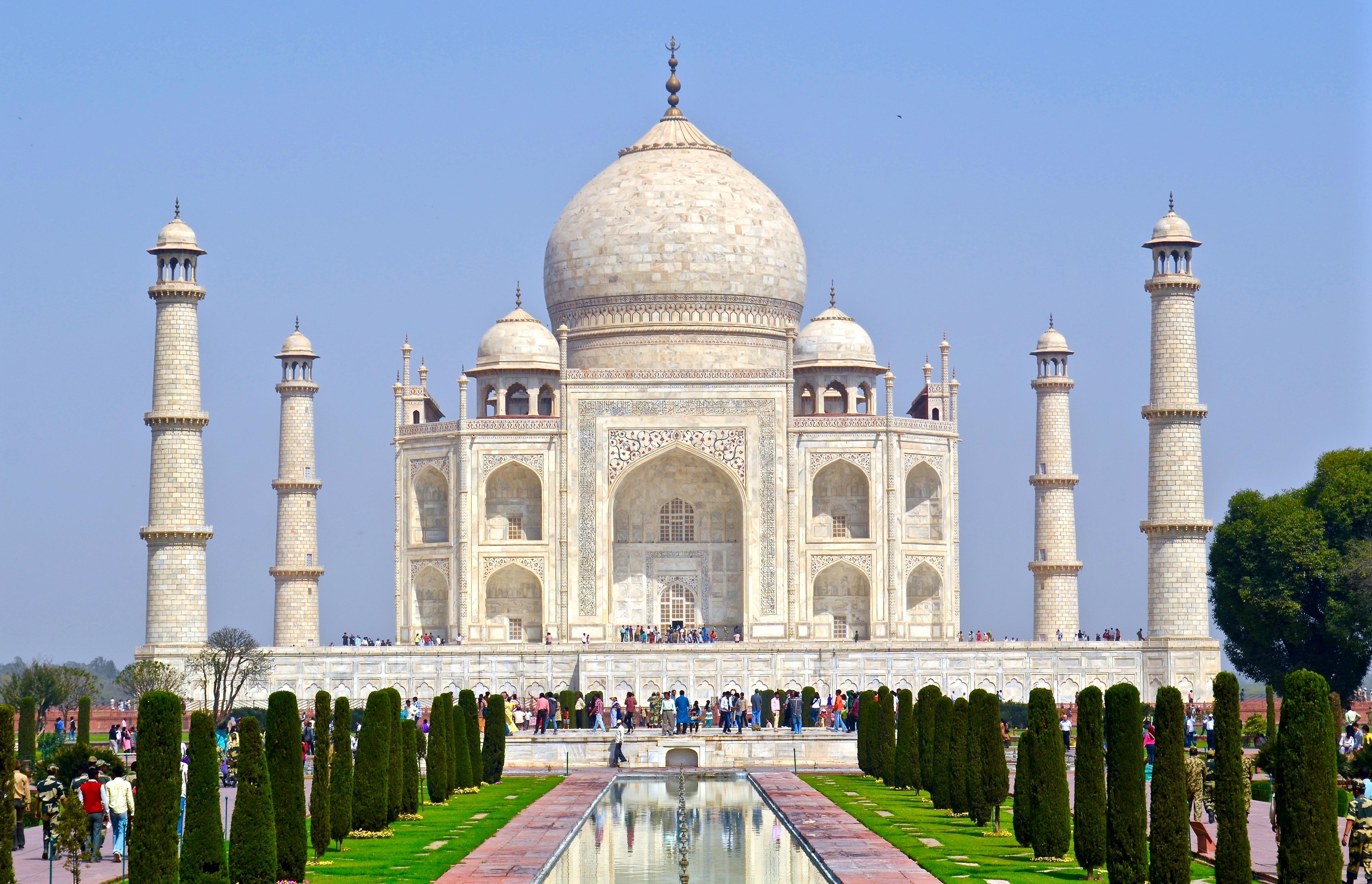 Тадж-Махал: интересные факты, история любви, архитектура