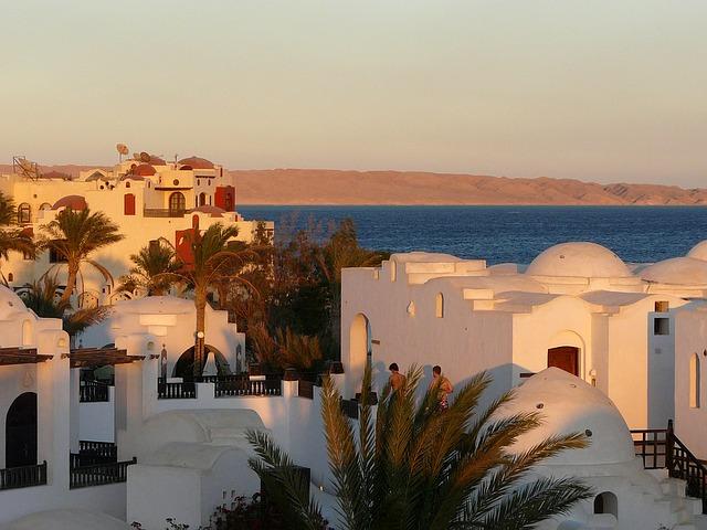 популярные курорты Египта описание