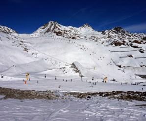 Характеристика горных склонов