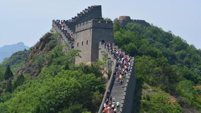 Великая китайская стена: описание, длина, фото, карта
