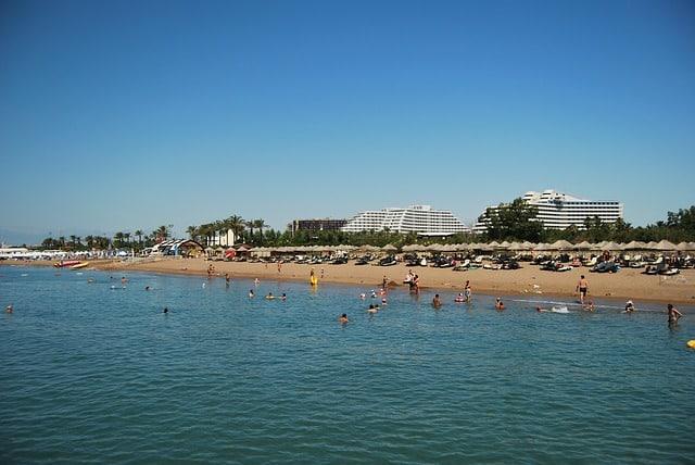 Белек (Турция): пляжи, достопримечательности, фото