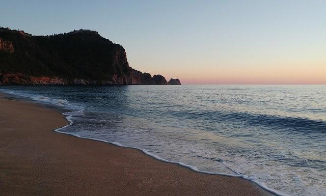 алания пляжи