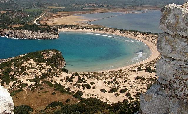 Полуостров Пелопоннес: заливы, города, курорты, достопримечательности