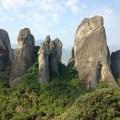 Метеоры в Греции – монастыри у самого синего неба