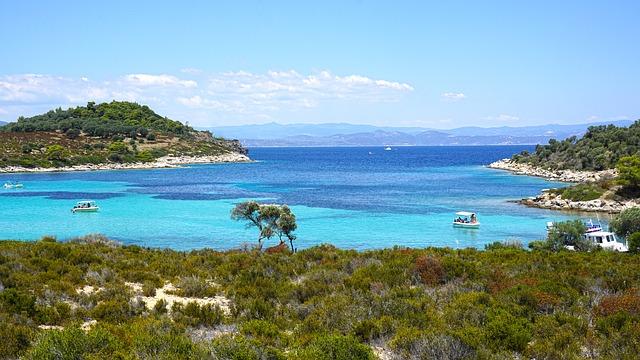 Полуостров Халкидики: курорты, природа, климат, пляжи, достопримечательности