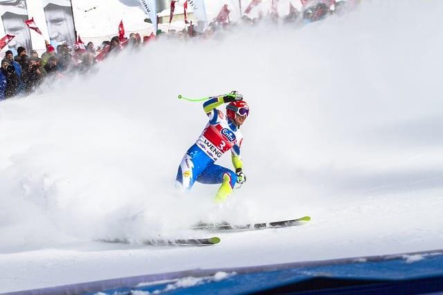 Интересные факты о горных лыжах