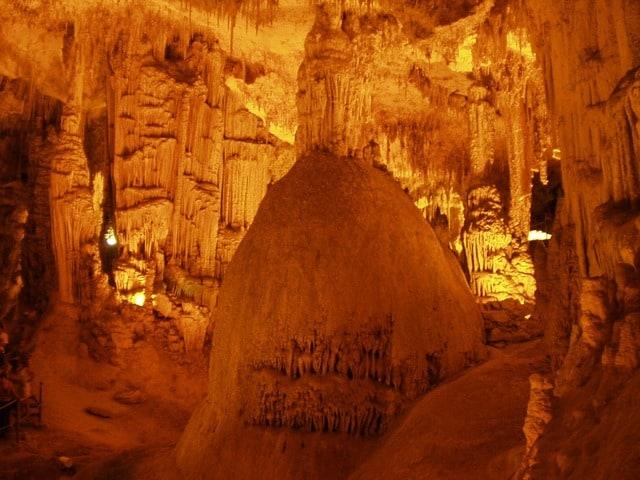 Пещера Дамлаташ в Алании: цена, фото, польза, отзыв