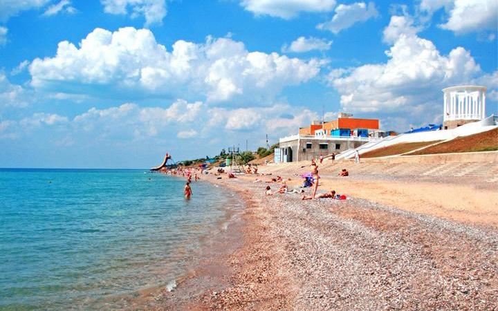 Чем хороши пляжи и климат на курортах Азовского моря