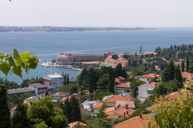 Пляжные курорты Словении Портрож