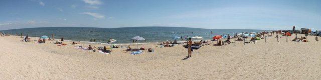 Пляжи Генгорки