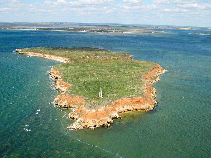 Березань – маленький остров с богатой историей