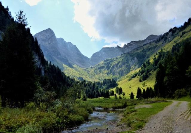 Где находятся Альпы: страны, фото