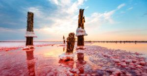 озеро Сиваш Херсонская область