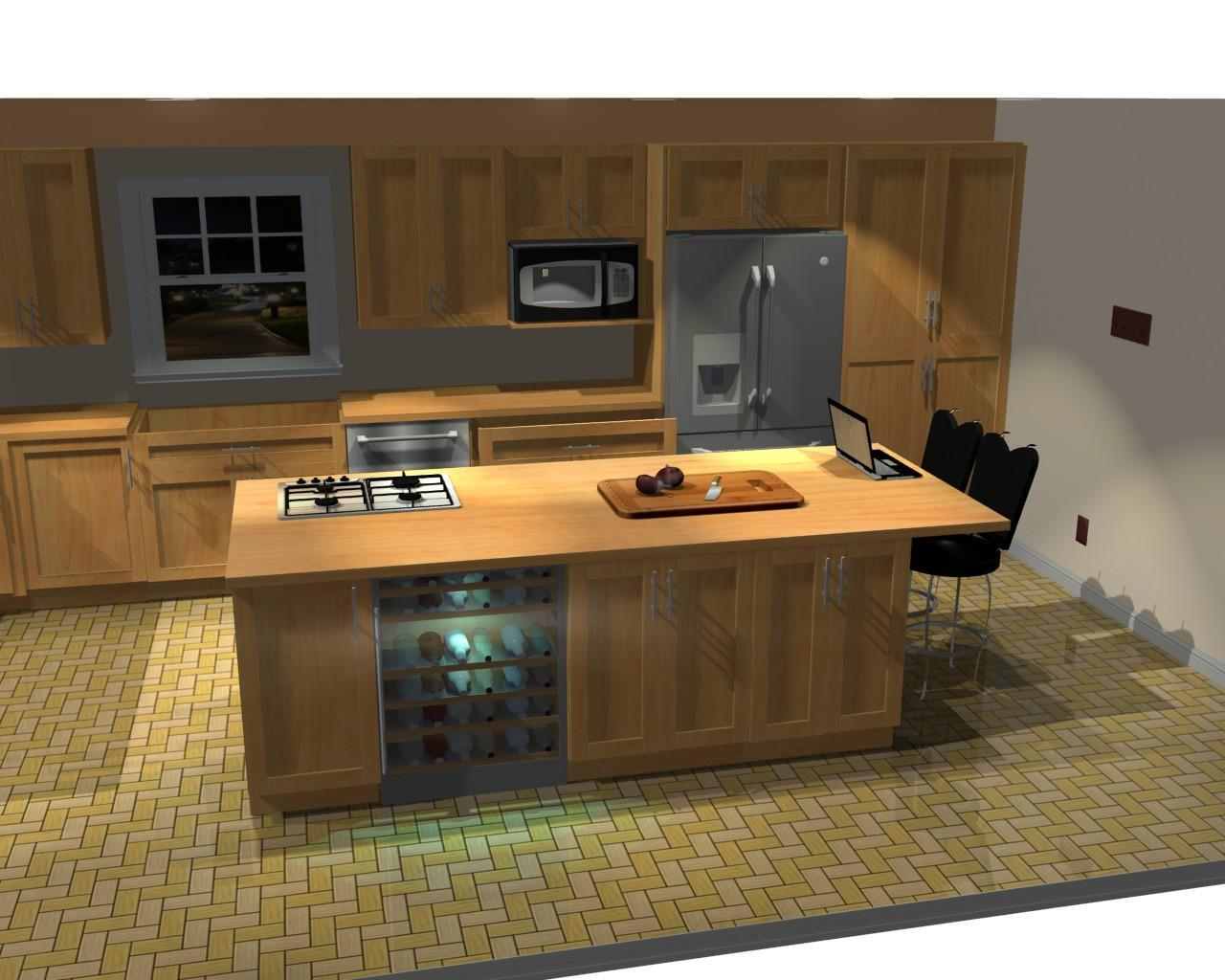Kitchen Design Layout Software