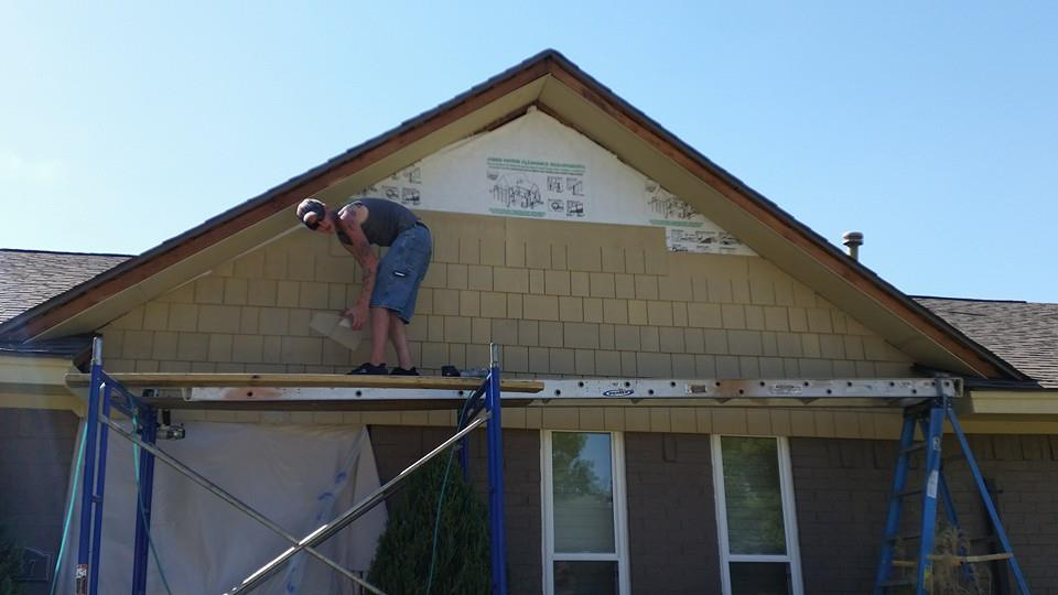 energy star siding installation