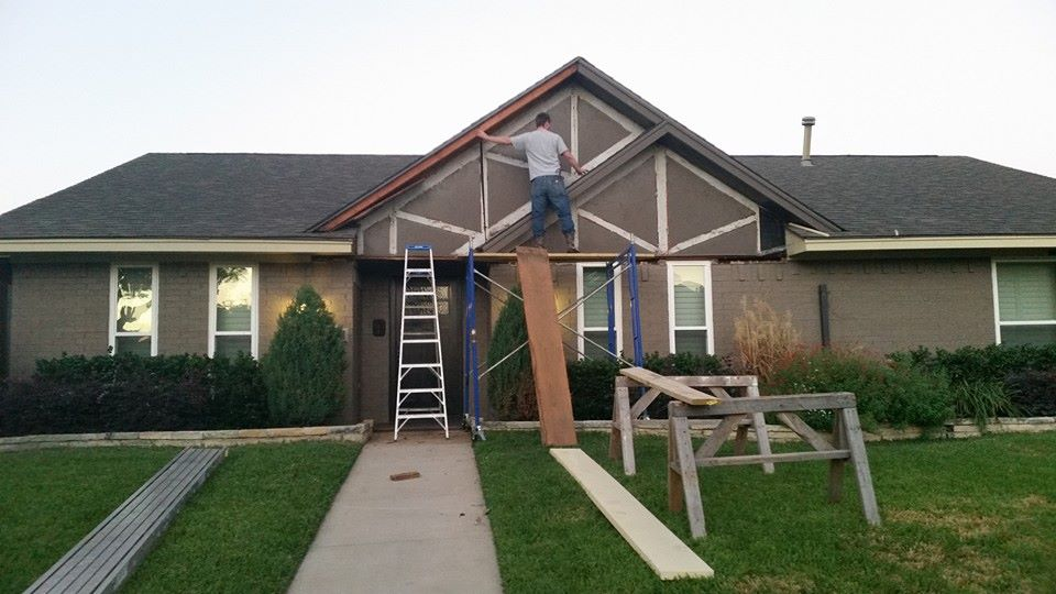 siding installation contractor