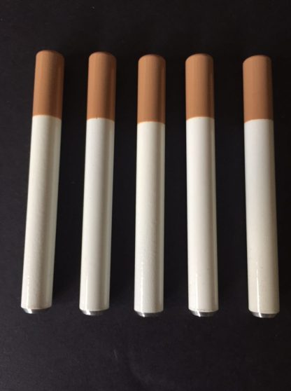 Metal Cigarette Style One Hitters