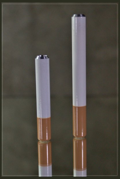 Metal One Hitter Cigarette Bat