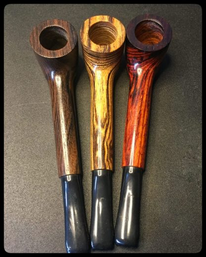 "4"" Wood Pipe"