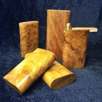 Teak Wood Dugouts