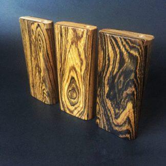 Bocote Wood Dugouts