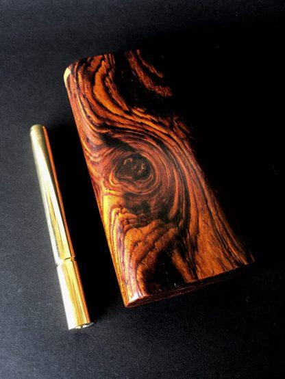 Cocobolo Wood Dugout