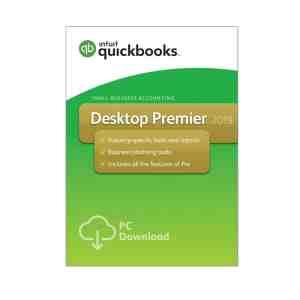 QuickBooks premier2019