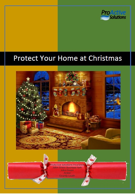 Protect Your House At Christmas | Ardee Insurance