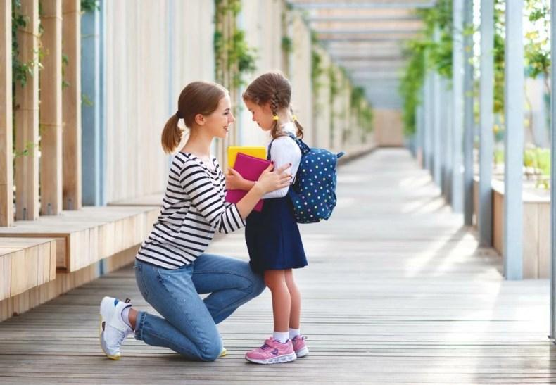 Когда ребенка можно одного отпускать в школу - 4