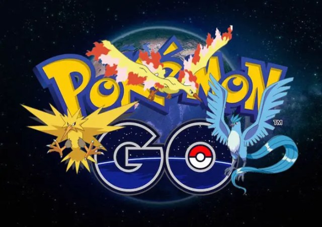 Pokemon go legendarios