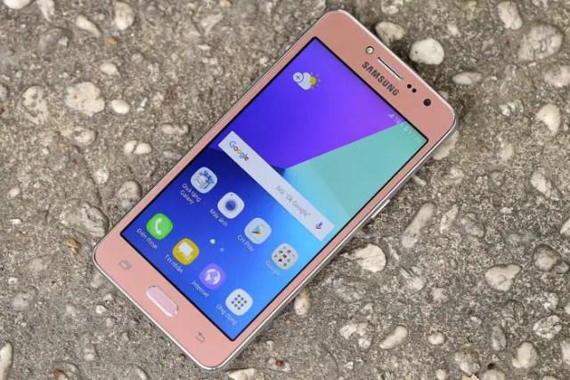 Galaxy J2 rosa