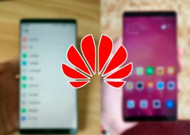 Imágenes Huawei Mate diez Pro