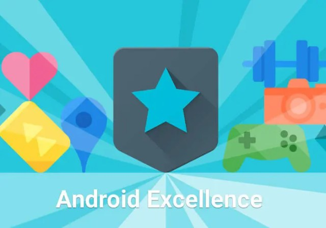 Android excellence Google Play