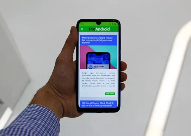 Redmi Note 7 Pro Android