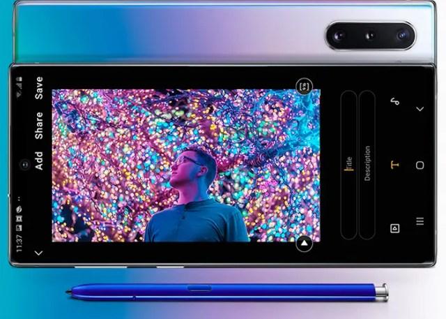 Samsung Galaxy℗ Note 10 oficial