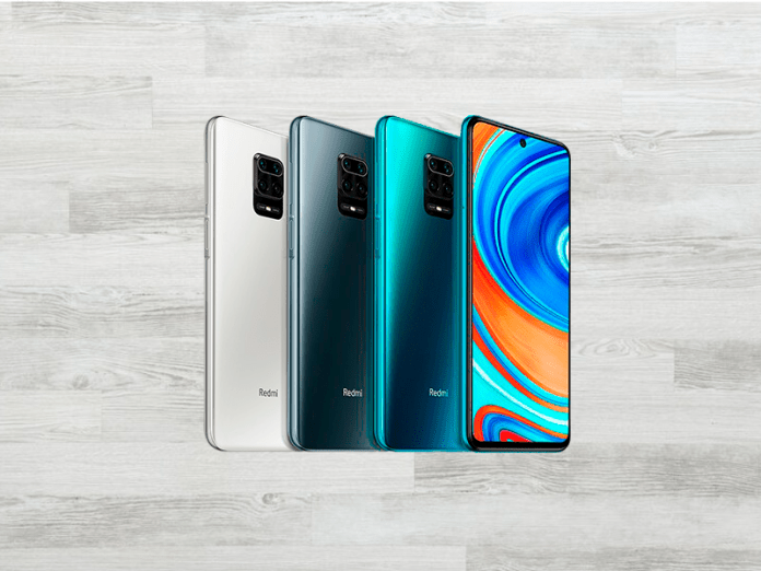 Xiaomi Redmi Note 9 5G, this will be the new mid-range with 120Hz screen and 108MP camera