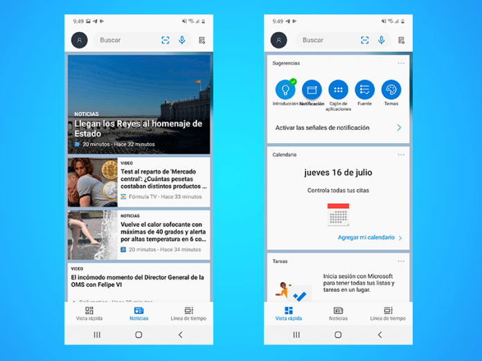 New Microsoft Launcher: you have to try this launcher on your Android mobile