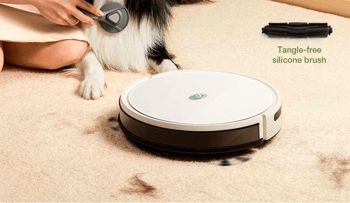 Amazon's Top-Rated Vacuum Robots With Record Discount