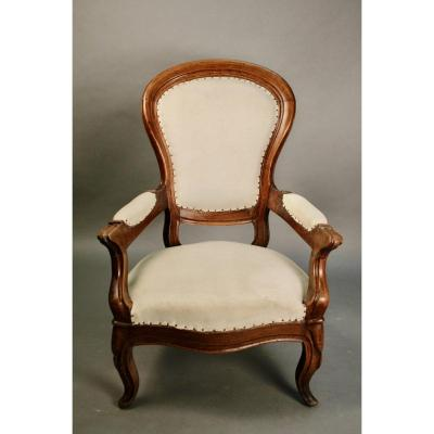 fauteuil ancien sur proantic louis