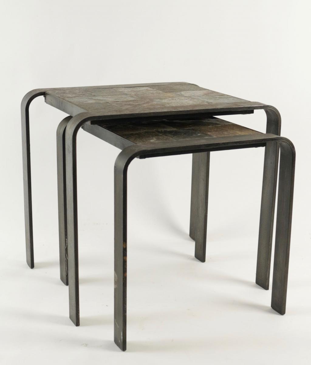 table gigogne des annees 1960 1970 en