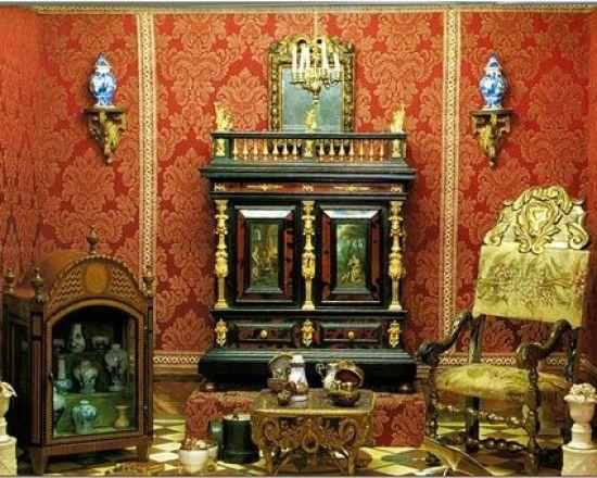 Intérieur Louis XIV Vendeuvre