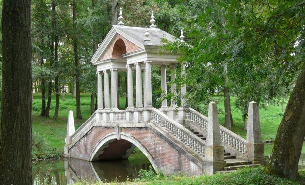 Le pond palladien Groussay