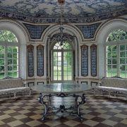 Le pavillon de thé Pagodenburg