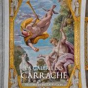 La Galerie des  Carrache au Palais Farnese à Rome