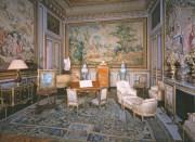 Le salon des tapisseries du musée Jacquemart-André