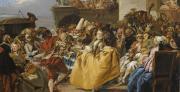 Éblouissante Venise. Venise, les arts et l'Europe au XVIIIe siècle
