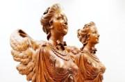 Le Sphinx, la sphinge: sujets ornementaux