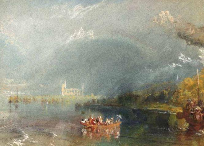 Turner Peintures Et Aquarelles Collections De La Tate Le Magazine De Proantic