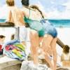 2-jones-beach-8x10-watercolor