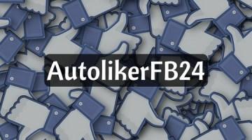 AutolikerFB24 – Facebook Auto Liker 2018 for Unlimited Facebook Likes
